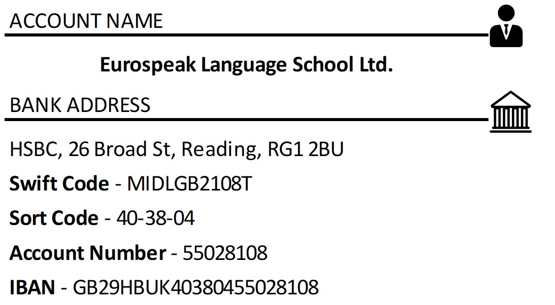 Application Procedure - Eurospeak Language School